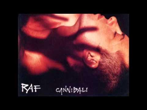 RAF - Il Re (versione originale lp) con TESTO