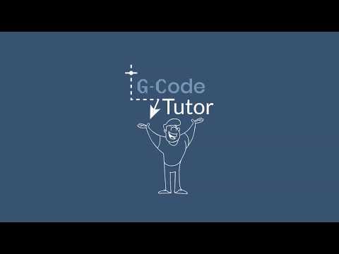 GCodeTutor course content - YouTube