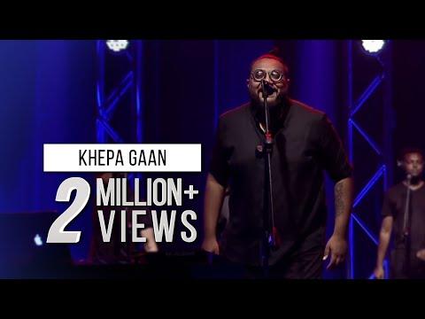 KHEPA  GAAN - ADITARIANS FEAT. BALAM : WIND OF CHANGE [ PRE-SEASON ] at GAAN BANGLA TV