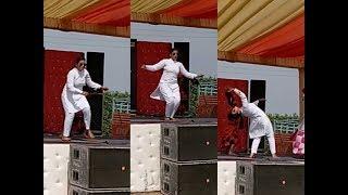 Kurte Pjame Wala Dance | Girl In Desi Wear