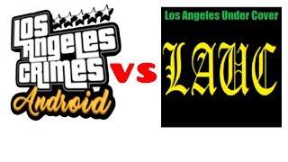 Сравнение Los Angeles Crime и Los Angeles undercover