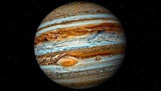 Погружение в Юпитер..