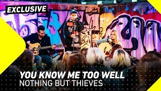 NothingButThieves-YouKnowMeTooWell|3FMExclusive|3FMLive