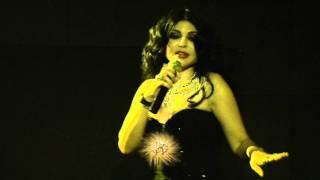 Haifa Wehbe at Cavalli Club Dubai