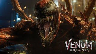Sony Pictures Entertainment VENOM: HABRÁ MATANZA.Pronto llega el caos. Ya en cines. anuncio