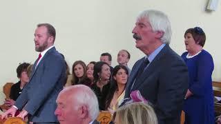 Irish wedding Flashmob