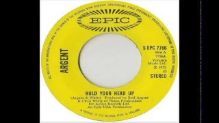 Argent - Hold Your Head Up (1973)