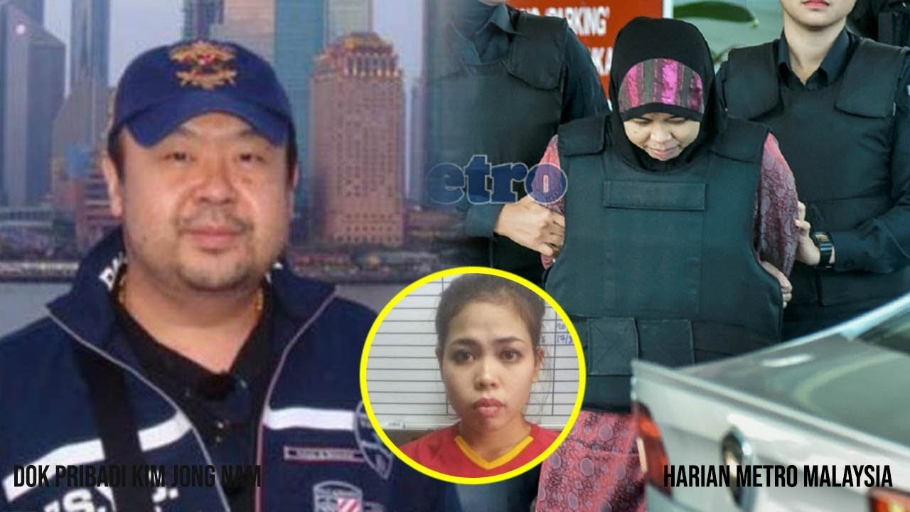 Nasib WNI yang Didakwa Bunuh Saudara Tiri Kim Jong Un dalam Sidang Putusan di Malaysia