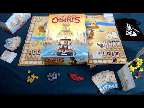 Pit Stop - Sailing Toward Osiris