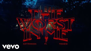 KAYTRANADA ft. Tinashe - The Worst In Me