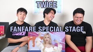 TWICE 「Fanfare」 Special Stage | REACTION (FUNNY FANBOYS)