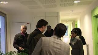 Nocturne du tri au FJT de Clichy le 26/3/2018
