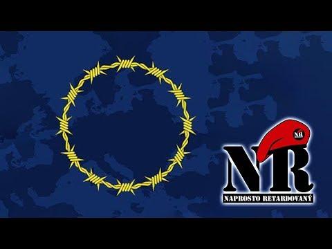 NR rozbor mé 16 let staré básně o EU