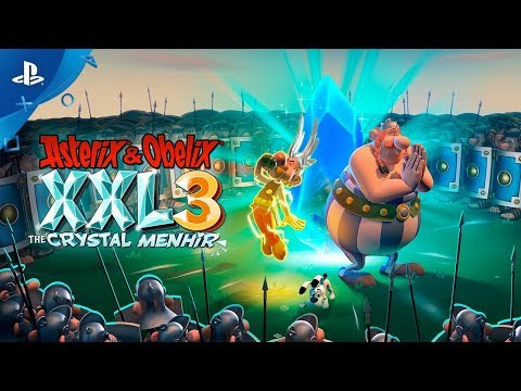 Asterix & Obelix XXL 3: The Crystal Menhir | Teaser | PS4 thumbnail