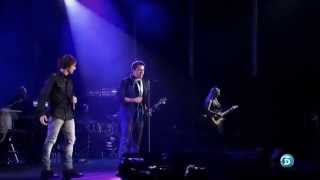 Alejandro Sanz & David Bisbal - Mi Soledad y Yo