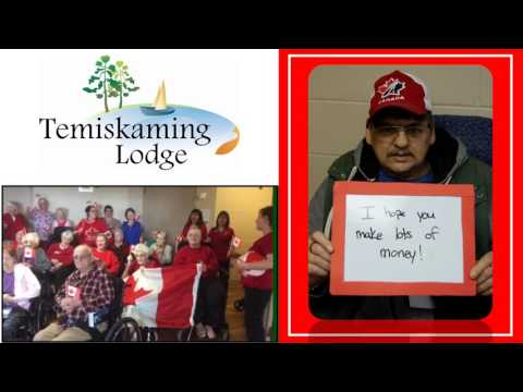 Temiskaming Lodge Canada 150