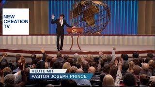 New Creation TV Deutsch - Gott ist heute nicht mehr zornig auf dich - mit Joseph Prince