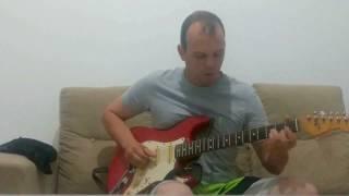 Brunno Nunes- Solo de Angel Of Mercy- Dire Straits 1979.