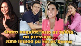 Charo Santos ginulat ng staff | Arjo, Sylvia no pressure | Jane lilipad pa rin as Darna?