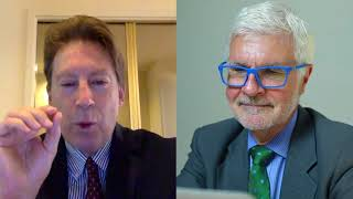 """Dr. Steven Gundry interviews Dr. Dale Bredesen about """"The End of Alzheimer's"""""""