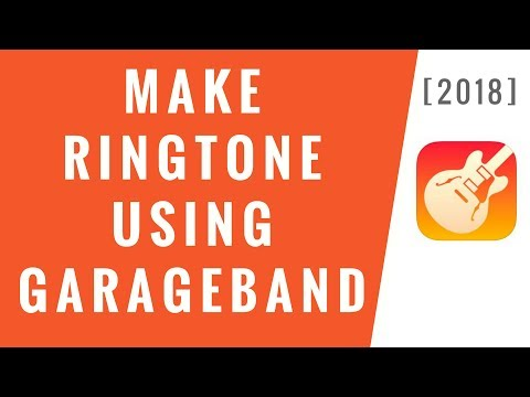 Make Ringtone For iPhone Using GarageBand – 2018 (Easy Method!)