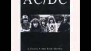 AC/DC - Rock & Roll Ain't Noise Pollution Lyrics