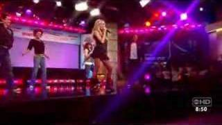 "Ashley Tisdale ""Be Good To Me"" Live On Good Morning America!"
