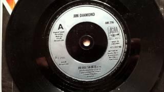 Hi Ho Silver , Jim Diamond , 1986 Vinyl 45RPM