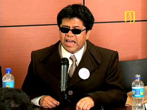 Watch videoSíndrome de Down: Intervención Wilfredo Guzmán Jara. 1.