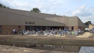 Opening Sporthal De Werft in Kaatsheuvel - Langstraat TV