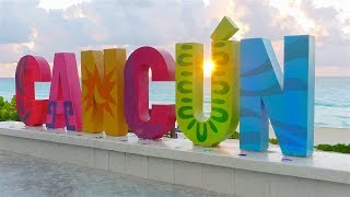 Cancun Sign, Cancun