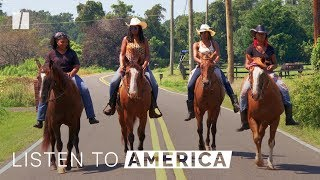 Meet The Cowgirls Of Color | Listen To America