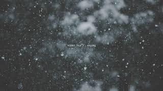 Winter Bear By V   Piano Cover
