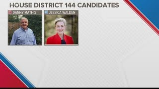 Two vying for Ga. House of Representatives District 144 seat