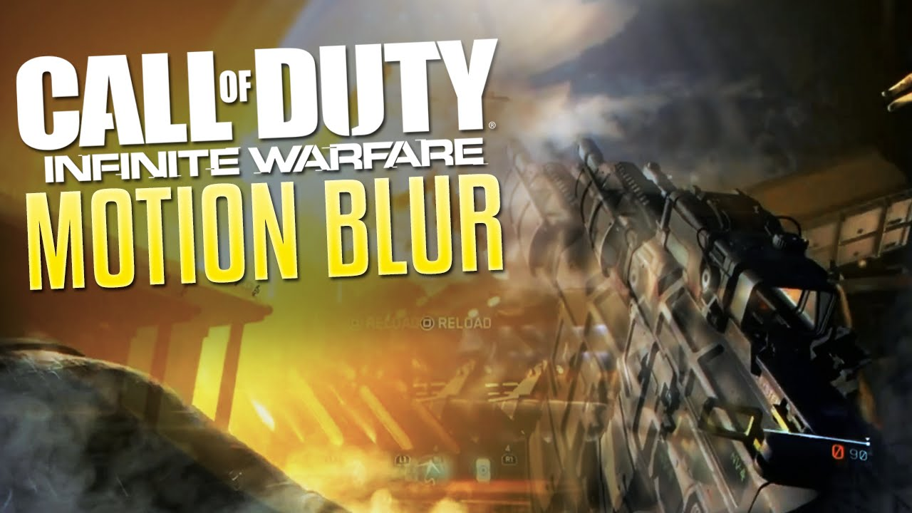 The New Call Of Duty Has Some Really Weird Motion Blur