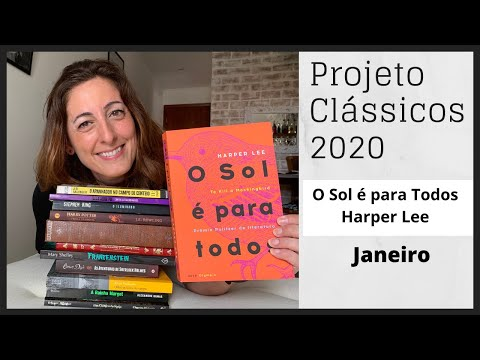 Book haul - Janeiro - O sol é para todos (Harper Lee)