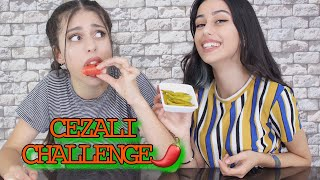Kim Daha İyi Challenge | ACI BİBER CEZALI!!