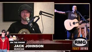 Musician Jack Johnson  Full Interview