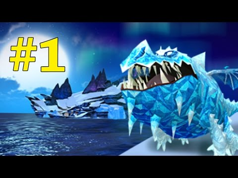 Icestorm Island Free Roam Part 1 - How To Train Your Dragon - School of Dragons