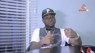 Davido talks Gobe Controversy and Writing Songs