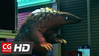 """CGI Animated Short Film """"Wes Of 63 Temple Street Short Film"""" by Tianqing Chen"""