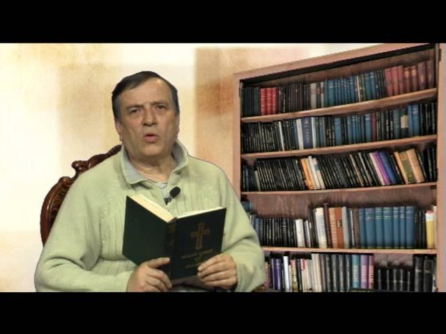 Тълкувание на Евангелието по св.ап. и ев. Лука, глава 16, Иван Николов - ППТВ