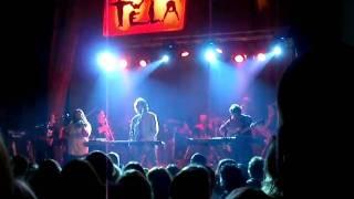 Video Na túře Lidové sady Liberec 10.12.2010