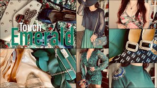 Emerald Green Outfit Inspiration