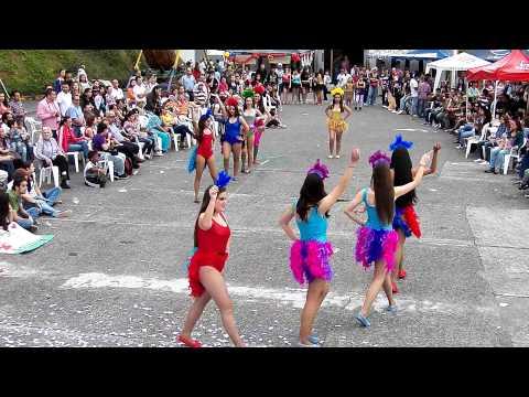 Comparsa grados Décimo Fiestas Gemellistas 2012