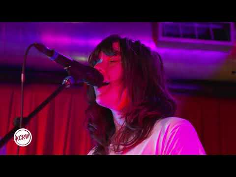 "Courtney Barnett performing ""Charity"" live on KCRW"