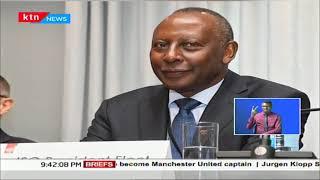 Kenyan to head world body ISO