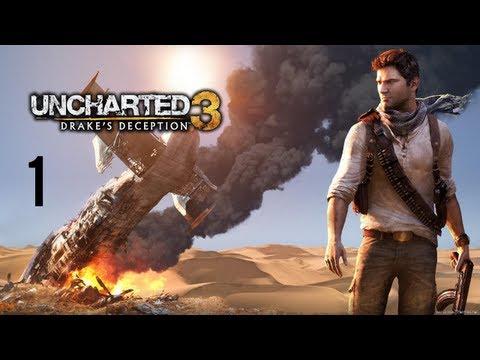 Прохождение Uncharted 3: Drake's Deception (коммент от alexander.plav) Ч. 1