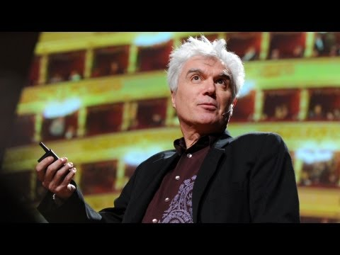 How architecture helped music evolve – David Byrne