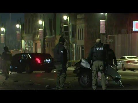 People killed in violent Corktown crash identified